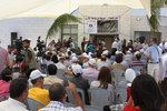 Opening of Tell Balata Visitors Centre