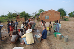 A community project at Mwanganda's Village