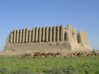 Heritage Without Borders in Turkmenistan