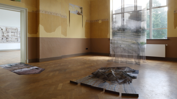 Exhibition: The Materiality of the Invisible