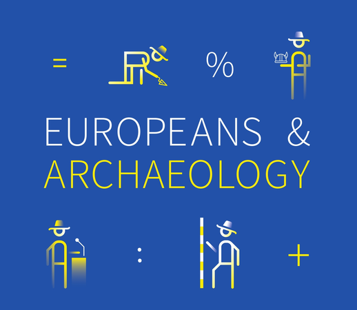European Survey Book «Europeans & Archaeology»